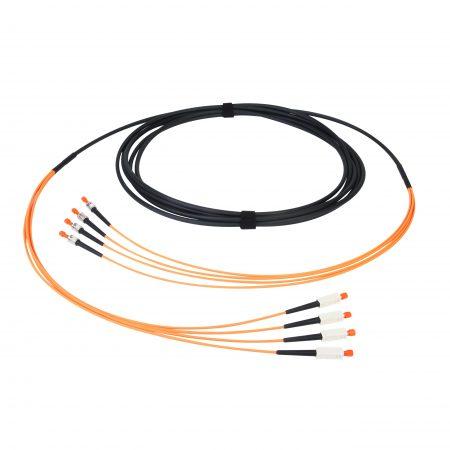 Konfektioniertes Kabel SC-ST