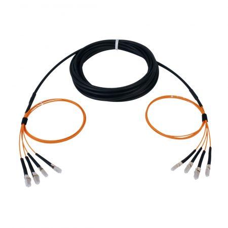 Konfektioniertes Kabel LC-LC