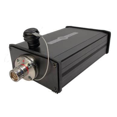 Übergabebox FXW - LC und XLR